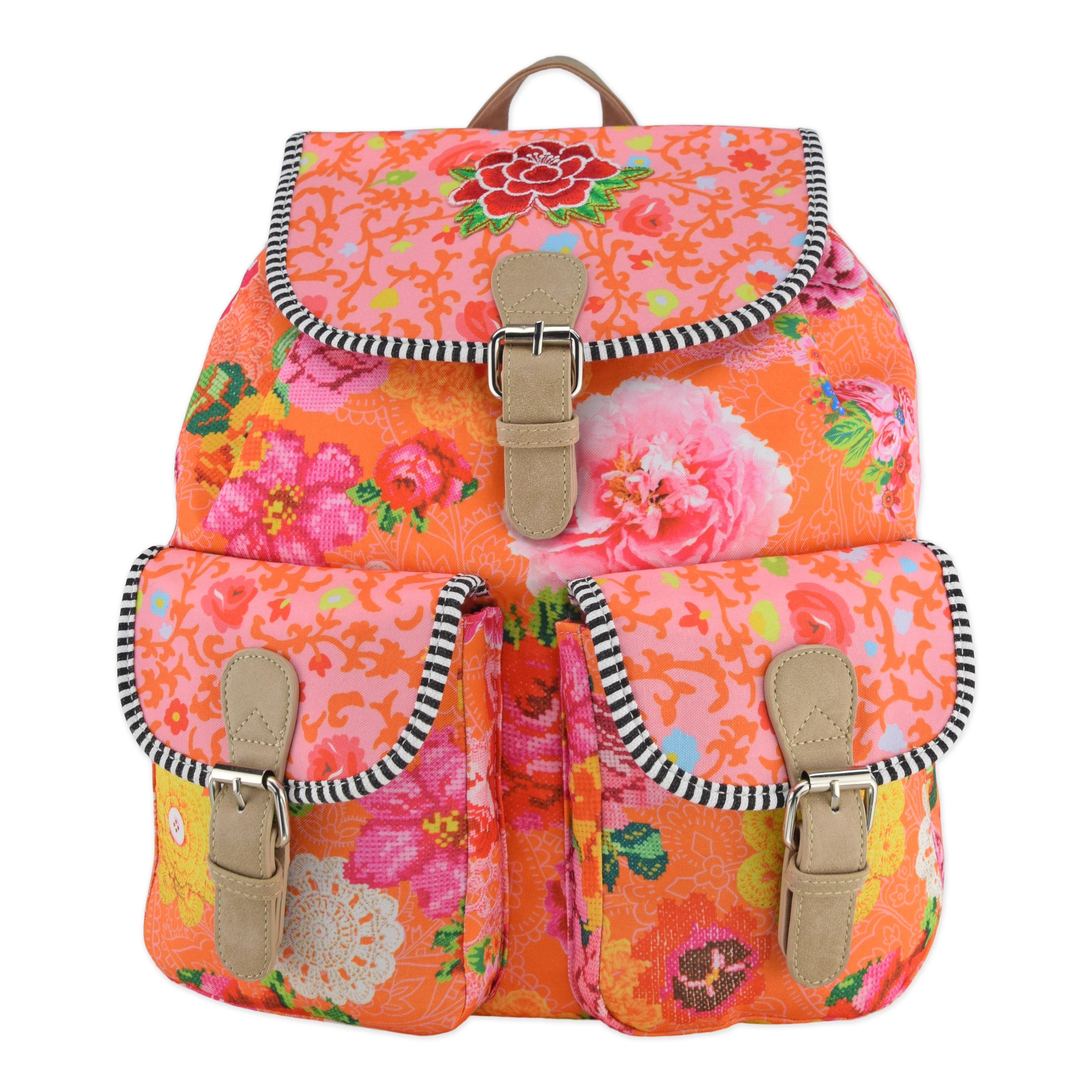 Woodstock Oranje - Backpack