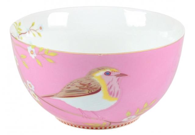Pip Studio Early Bird Pink Schale (15cm)