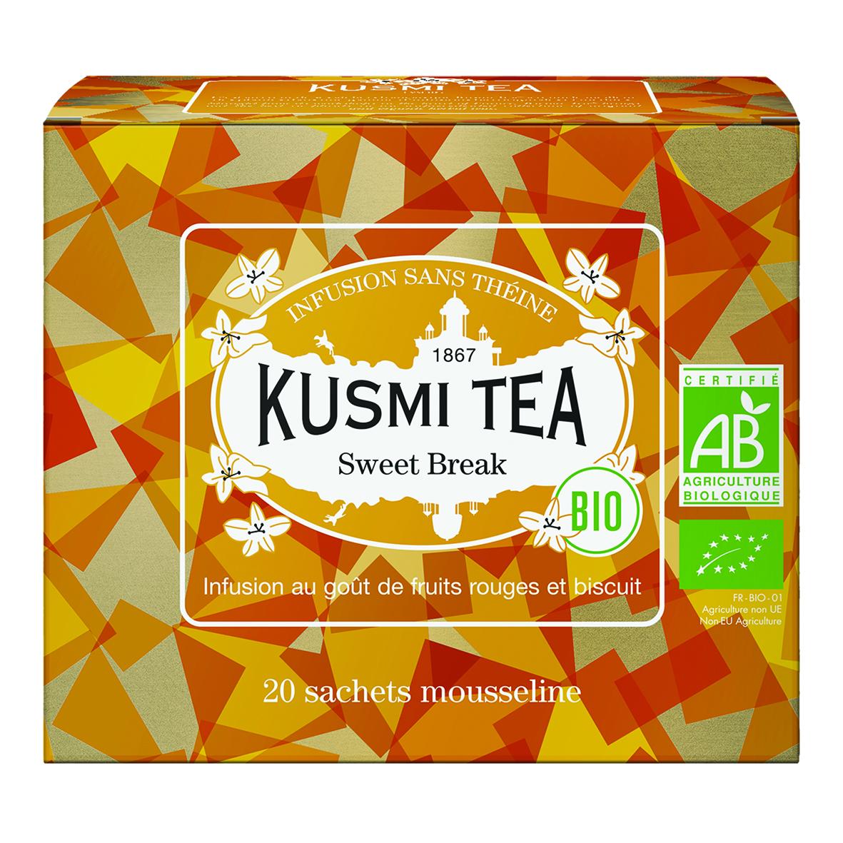 Sweet Break - Organic (20 tea bags)