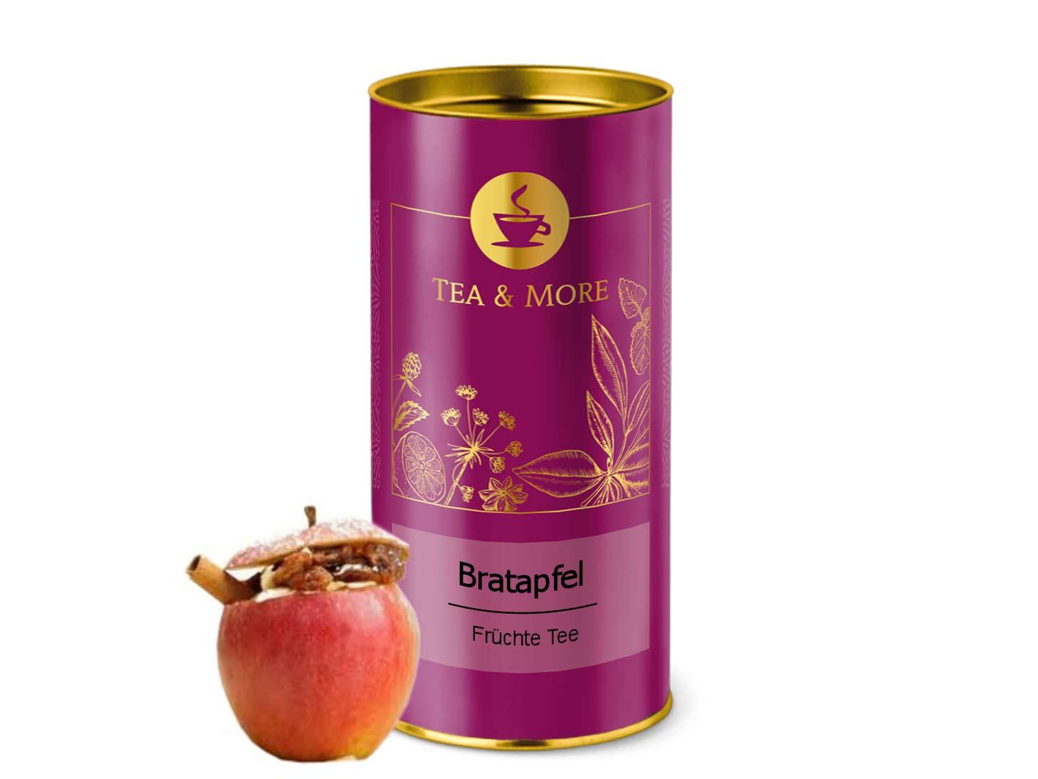 Bratapfel Früchtetee