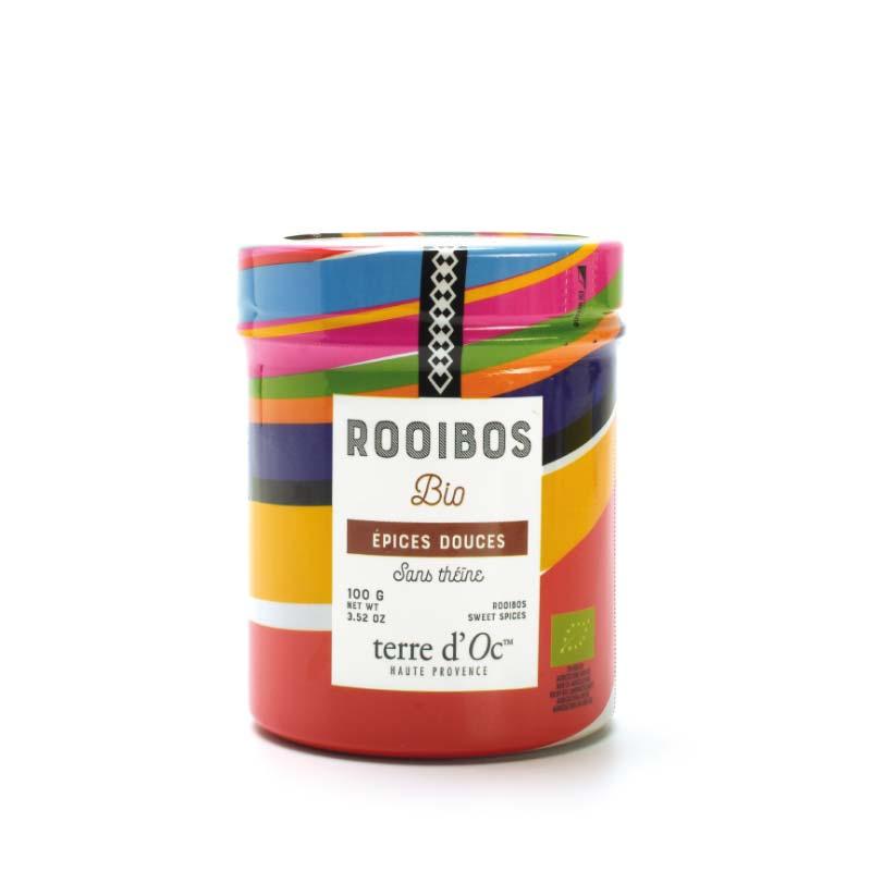 Rooibos Tee Süße Gewürze - Bio
