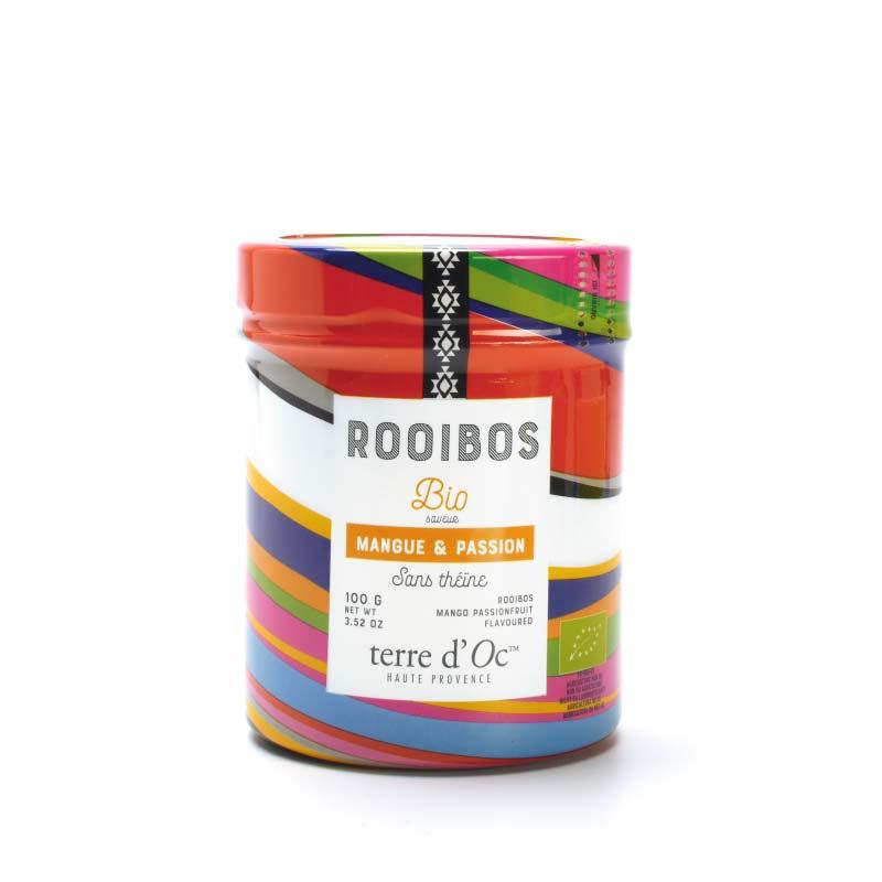 Rooibos Tee Mango & Maracuja - Bio
